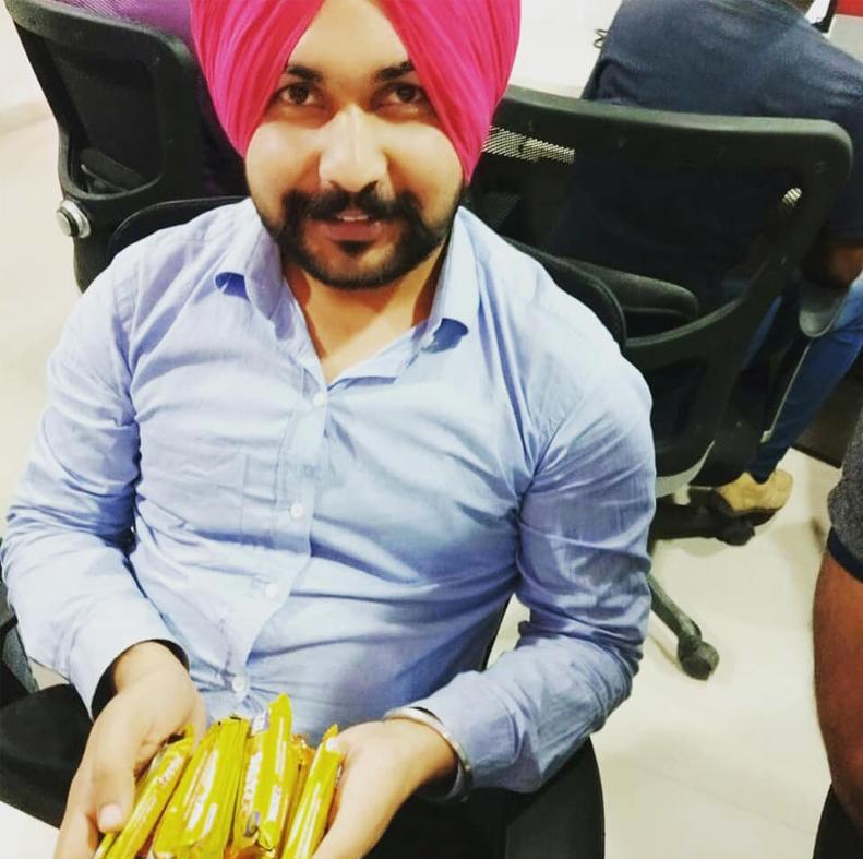 Jagjeet Singh birthday celebration