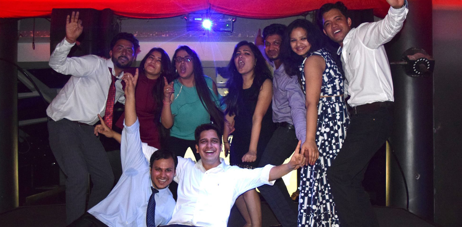 Annual party 2017