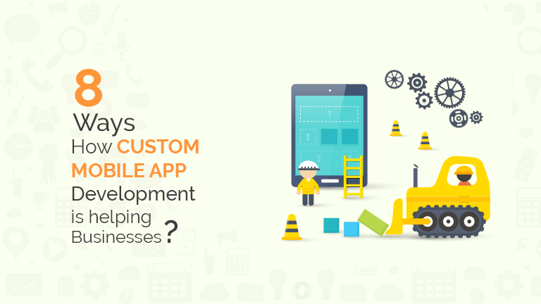 6 Domains of Mobile App Development 1