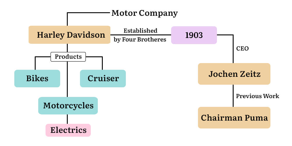 Rich information in the form of a Knowledge Graph